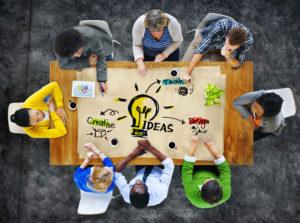 Brainstorming Web Content